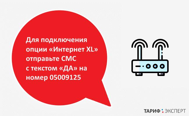 СМС с текстом «ДА» на номер 05009125